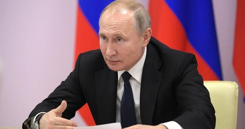 Путин: Никто не заинтересован в урегулировании в Карабахе больше, чем Россия
