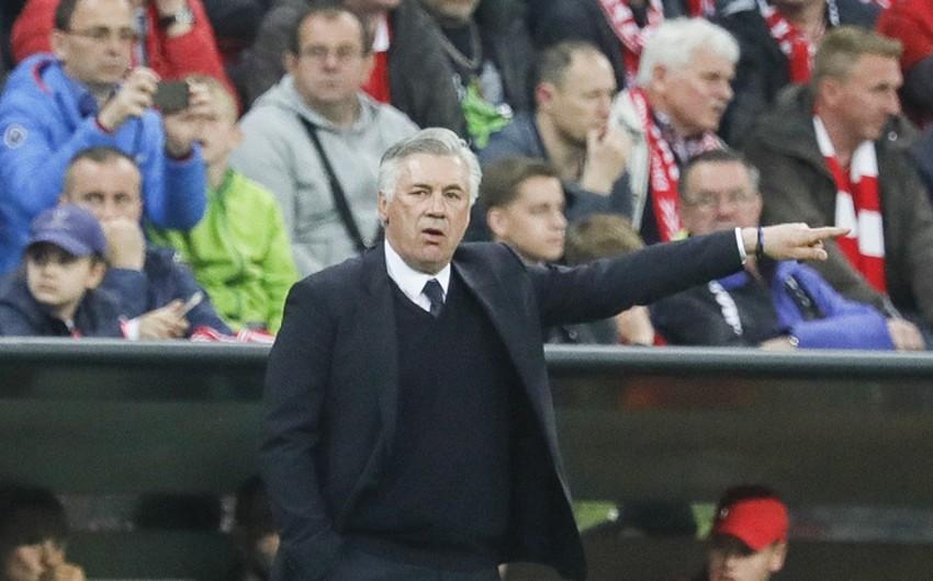 Анчелотти: Бавария покажет свой лучший футбол в ответном матче ЛЧ с Реалом
