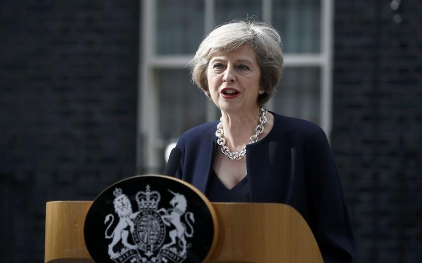 Tereza Mey: Böyük Britaniya parlamenti Brexit üzrə yekun razılaşmanı səsverməyə çıxaracaq