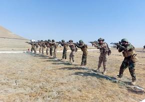 Спецназовцы Азербайджана, Турции и Пакистана выполнили стрельбы из различного оружия