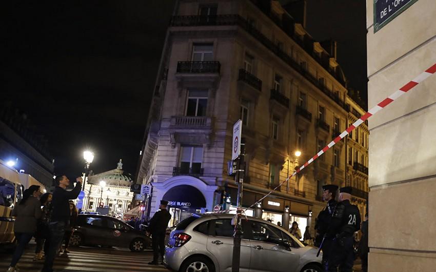 İŞİD Parisdəki hücuma görə məsuliyyəti üzərinə götürüb - VİDEO