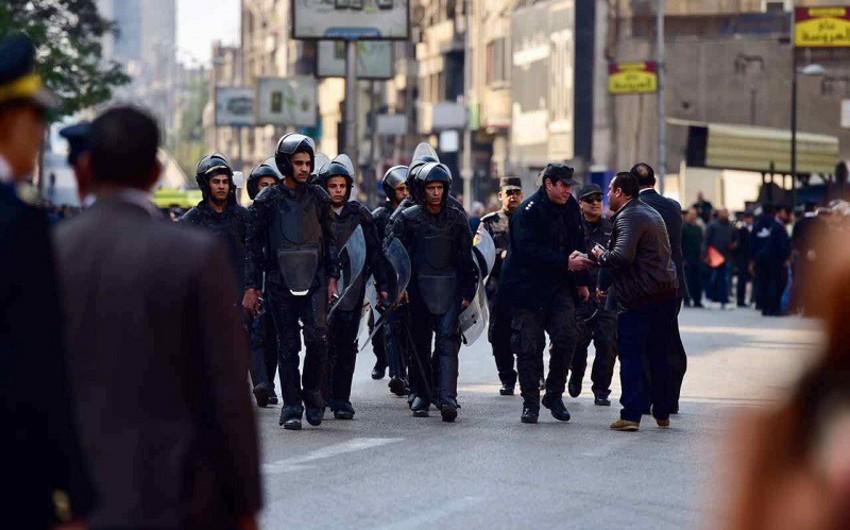 Qahirədə partlayış nəticəsində azı 16 nəfər yaralanıb