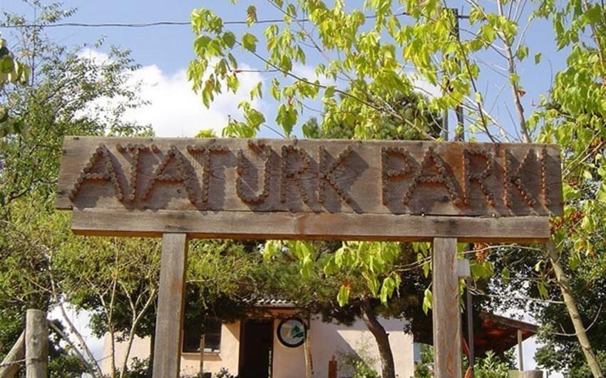 Выяснилась причина приостановки реконструкции в парке Ататюрка в столице