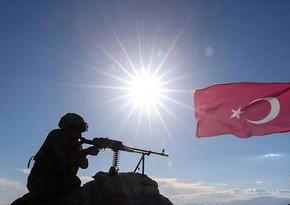 Türkiyə hərbçiləri PKK-nın daha 5 terrorçusunu zərərsizləşdirib