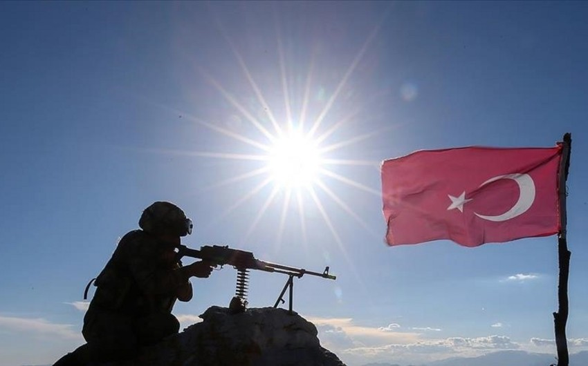 Türkiyədə xüsusi təhlükəli terrorçu məhv edilib