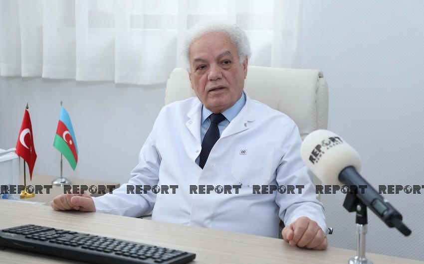 Professor: Azərbaycanda milli vaksinin hazırlanması üçün lazımi şərait var