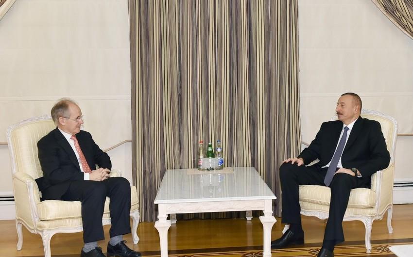 Prezident İlham Əliyev: Ölkəmiz böyük iqtisadi potensiala və perspektivlərə malikdir - YENİLƏNİB