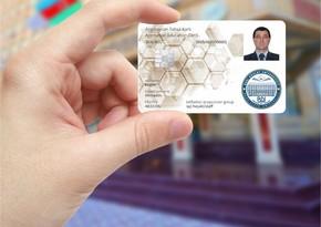 Bakı Dövlət Universitetinin işçi heyətinə də smart Təhsil kartları verildi