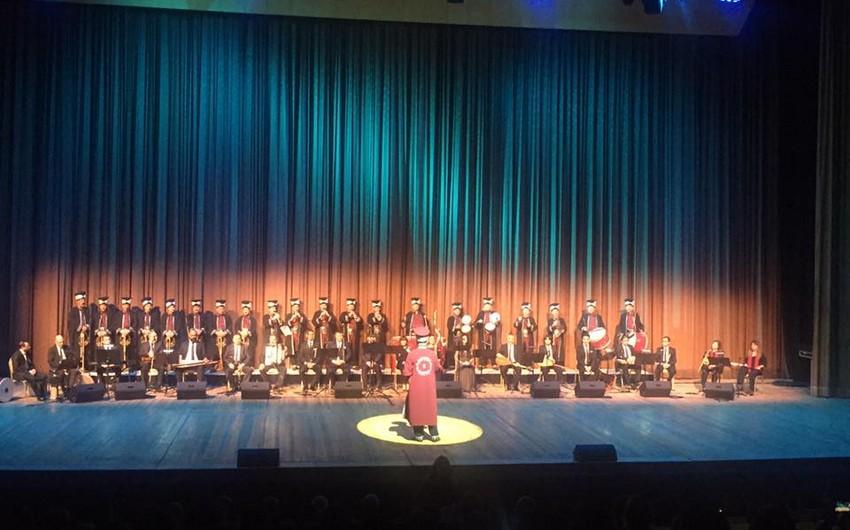 Bakıda Anadolu Rəngləri adlı xüsusi konsert proqramı təşkil edilib