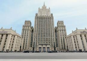 МИД РФ: Погибший в результате ракетного обстрела Мяков похоронен в Гяндже