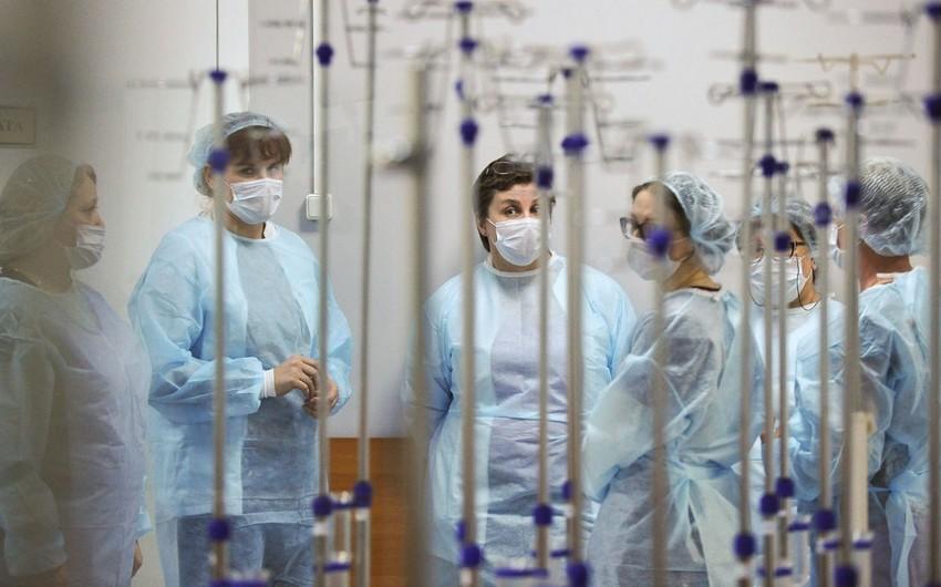 Ukraynada pandemiya qurbanlarının sayı 718-ə çatdı