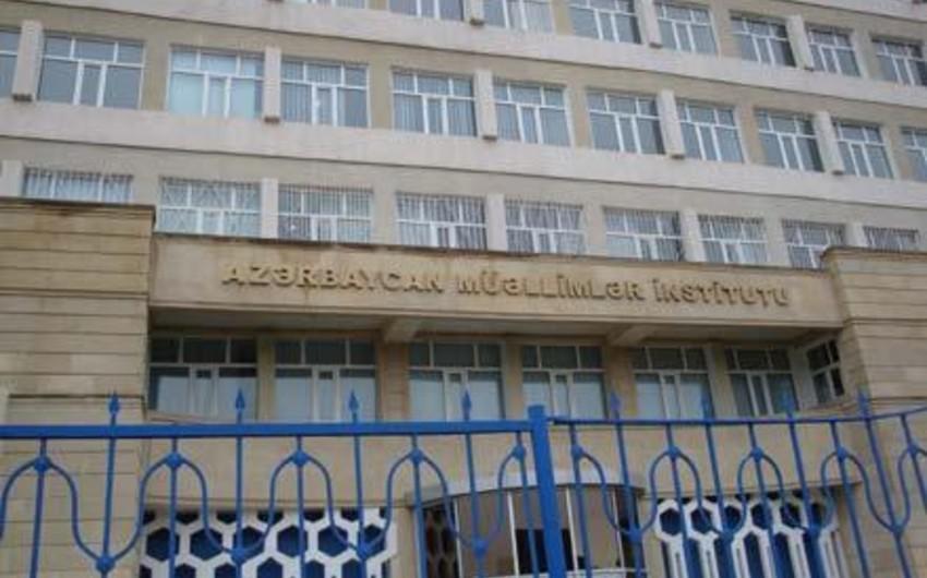 Azərbaycan Müəllimlər İnstitutunun Mingəçevir, Salyan və Sumqayıt filialları ləğv edildi