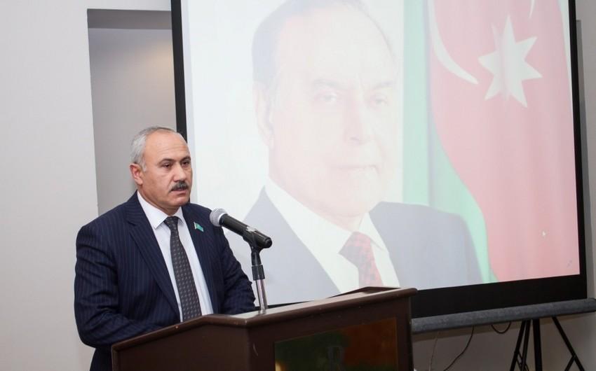 Qazaxıstanda ümummilli lider Heydər Əliyevin xatirəsinə həsr olunan anım tədbiri keçirilib