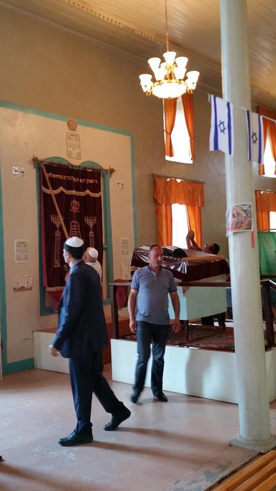 Посол Израиля в Азербайджане ознакомился с экономическим потенциалом Огуза и Габалы
