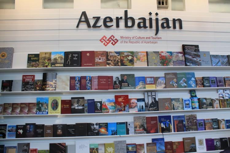 Azerbaijan attends International book fair in London