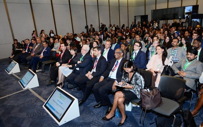 BMT-nin Sivilizasiyalar Alyansının Gənclər Forumu başa çatıb