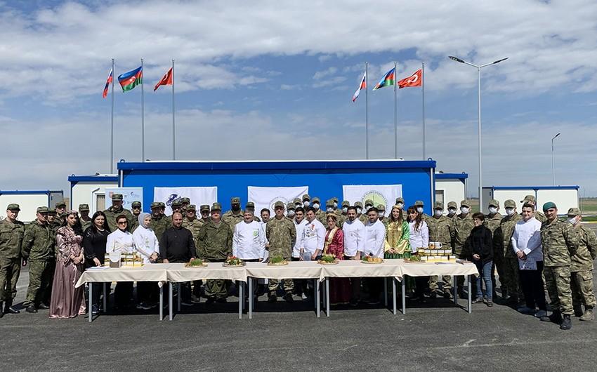 Türkiyə-Rusiya Birgə Monitorinq Mərkəzində -