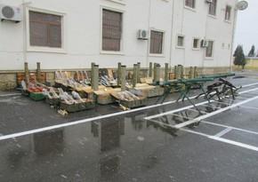 В Физули найдены боеприпасы