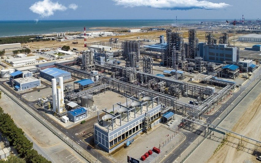SOCAR Polymer increases its export earnings to 34%