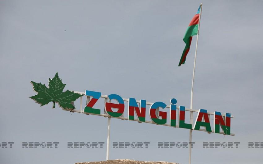 Первый пилотный проект умного села в Зангиланском районе будет готов к началу года