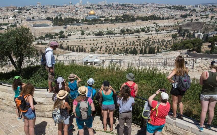 Bu ilin birinci yarısında 98 azərbaycanlı turist İsrailə səfər edib