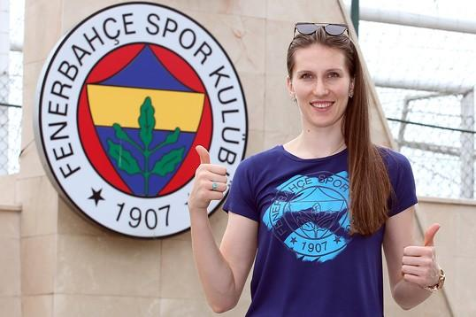 Volleyball player of Azerbaijani national team announces her goal in Fenerbahçe