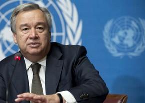 UN Secretary-General warns of vaccine-resistant COVID-19 strains