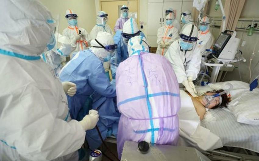 Qırğız Respublikasında koronavirusdan ölüm halları artıb