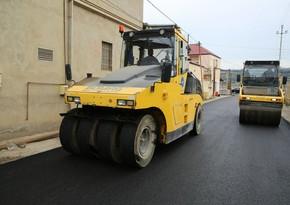 В Баку на реконструкцию дорог между тремя поселками выделено 3,7 млн манатов