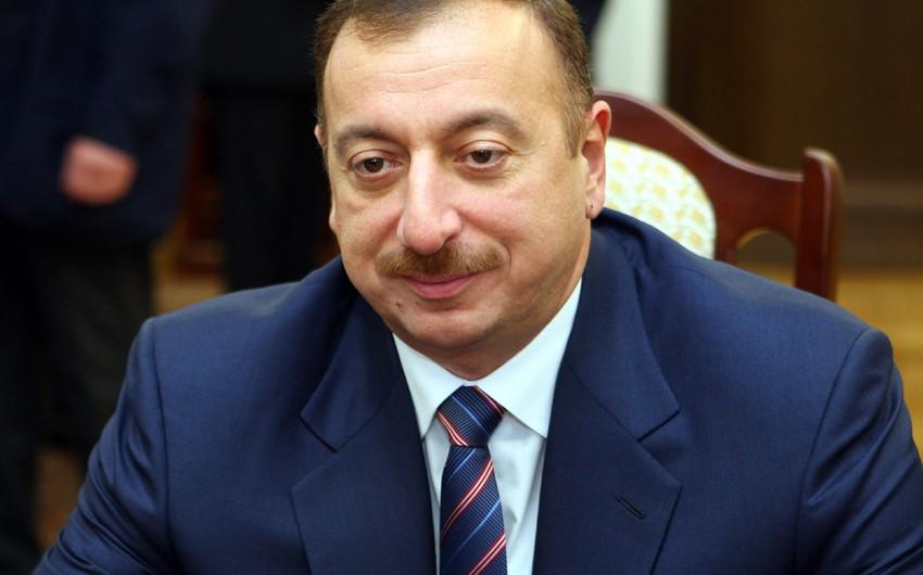 Президент Азербайджана принял нового главу транспортного командования США