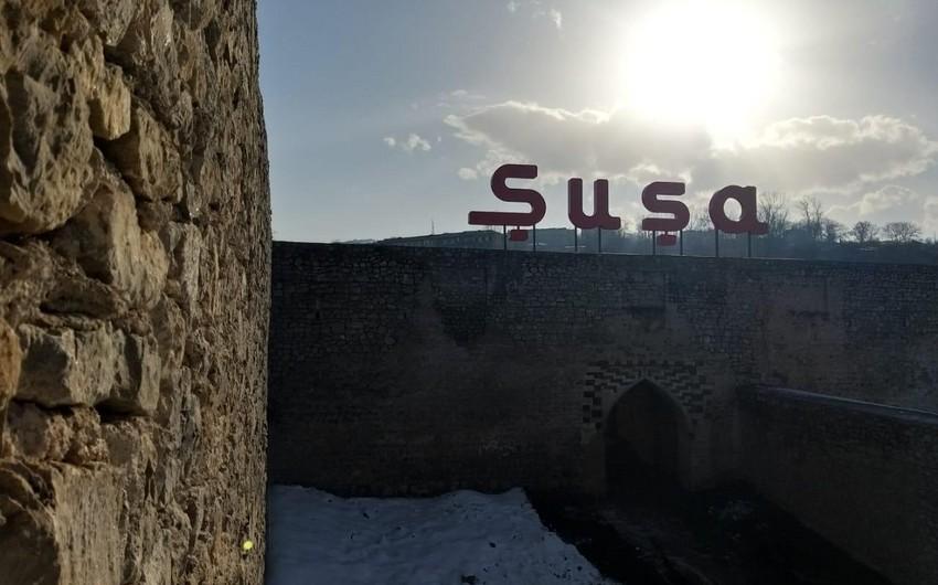 Şuşa şəhəri Azərbaycanın mədəniyyət paytaxtı elan edildi -