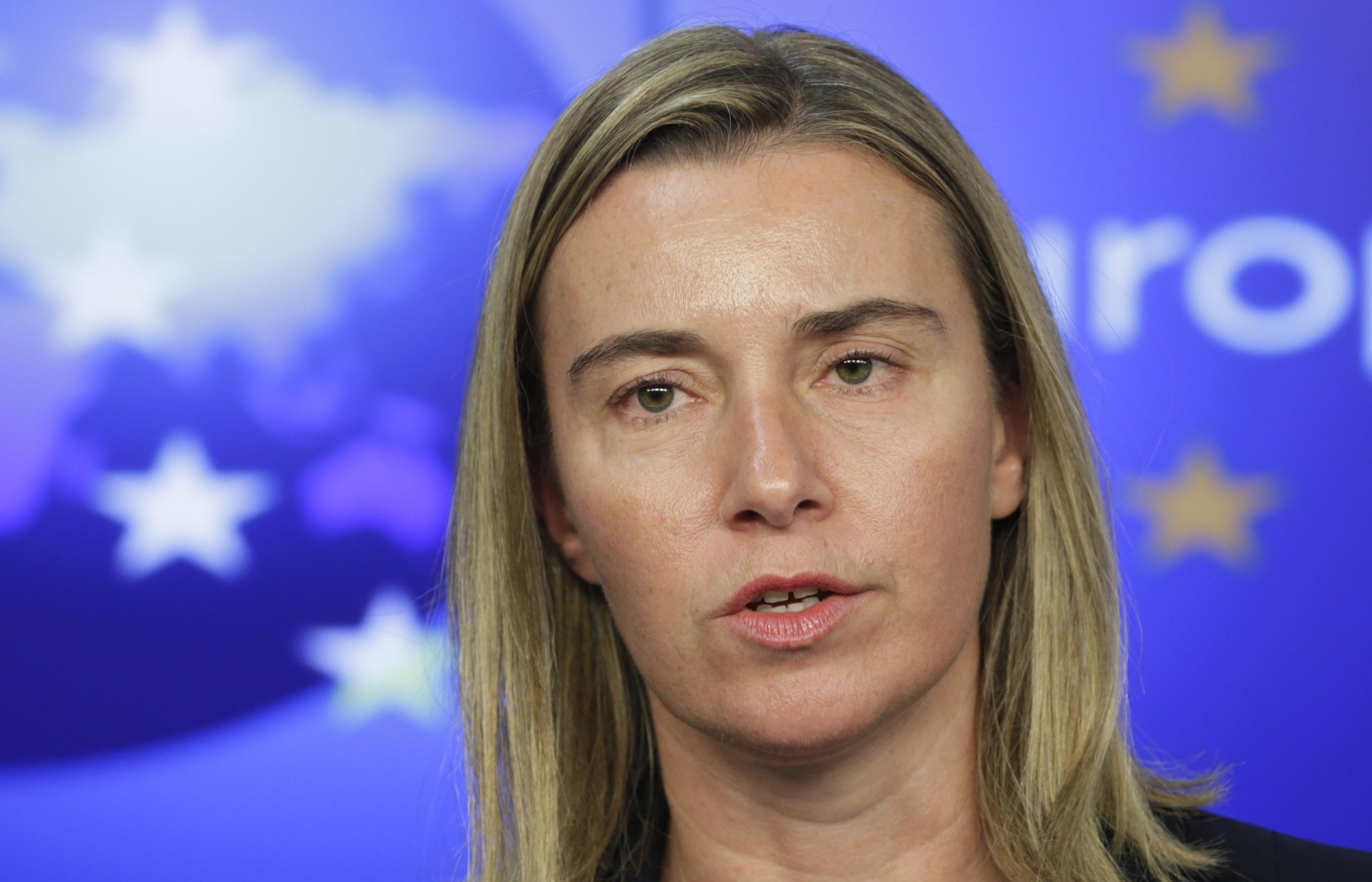 Aİ-nin Qlobal strategiyası: Ölkələrin ərazi bütövlüyü Avropa təhlükəsizliyinin əsas elementidir