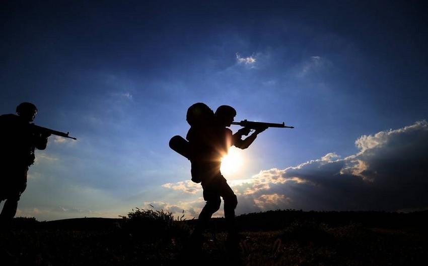 İraqın şimalında 10 PKK terrorçusu məhv edilib