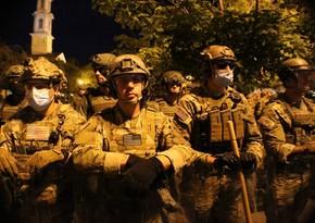 Birləşmiş Ştatlar Konqresinin binasına xüsusi təyinatlılar yeridildi