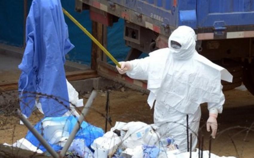 Eboladan ölənlərin sayı 6388 nəfərə çatıb