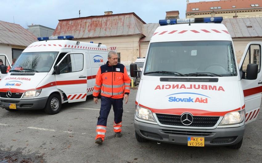 В Словакии в результате столкновения автобуса и грузовика погибли 13 человек