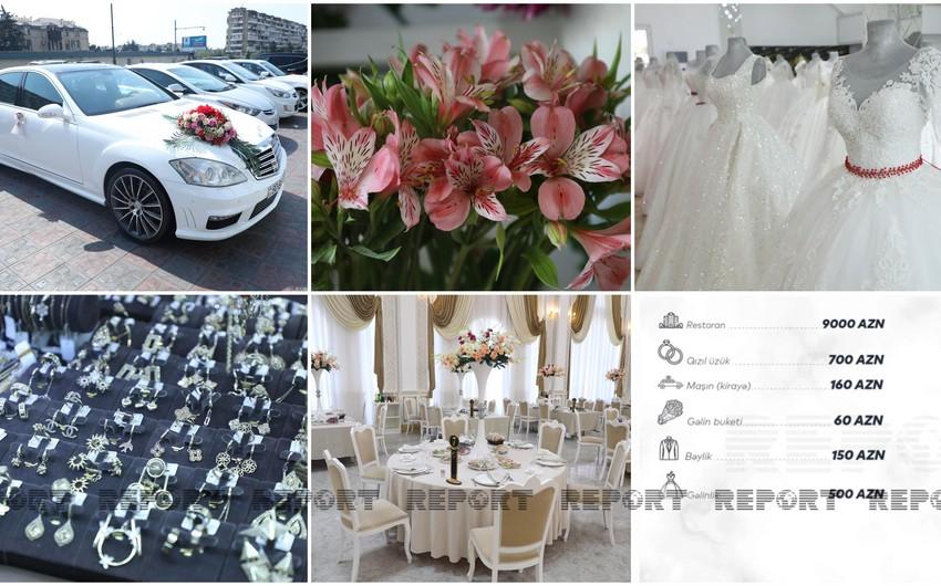 Во сколько обойдется проведение свадьбыв Баку?