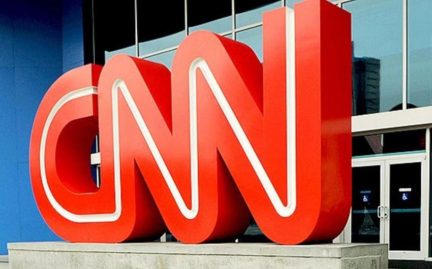 Polis CNN-in ofisində partlayıcı qurğu tapmayıb - YENİLƏNİB