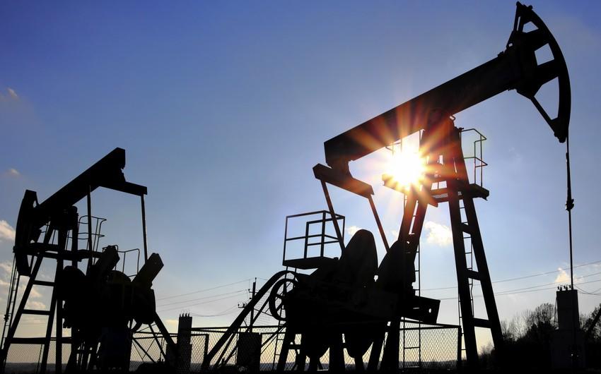 Ötən il Azərbaycanda 34,5 mln ton neft hasil edilib