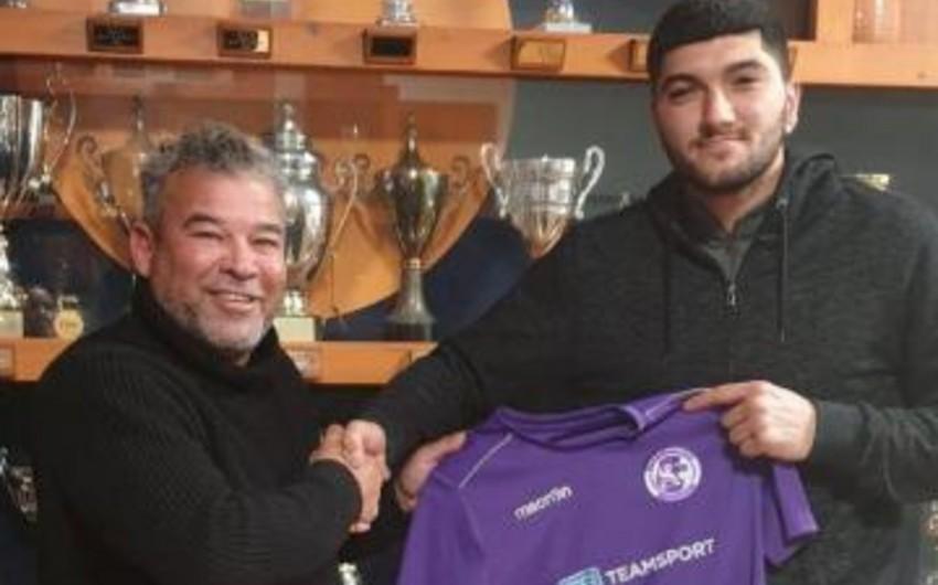 Malta klubu azərbaycanlı futbolçu transfer edib