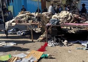 В результате теракта в Багдаде погибли 28 человек, 73 ранены