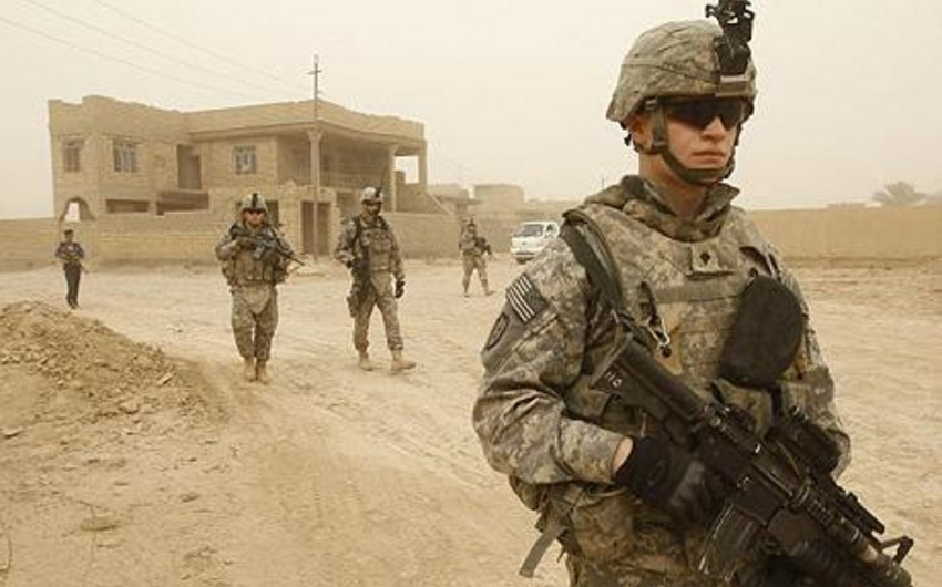 U.S. forces to stay in Iraq
