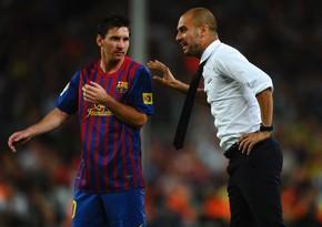 Xosep Qvardiola Barselonaya gedib, Messi ilə görüşəcək