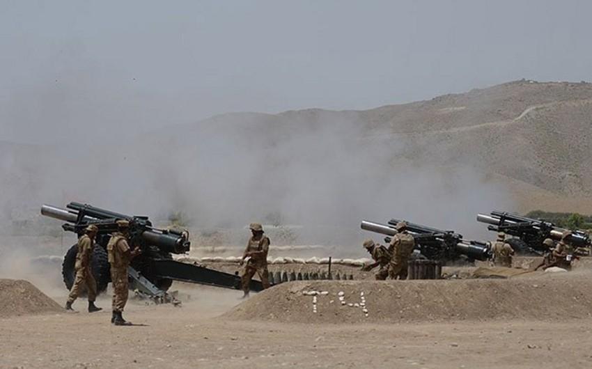 Pakistan ordusunun zərərsizləşdirdiyi Taliban yaraqlılarının sayı 119-a çatıb
