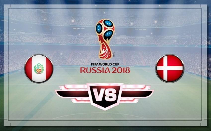 Дания обыграла Перу в матче ЧМ-2018