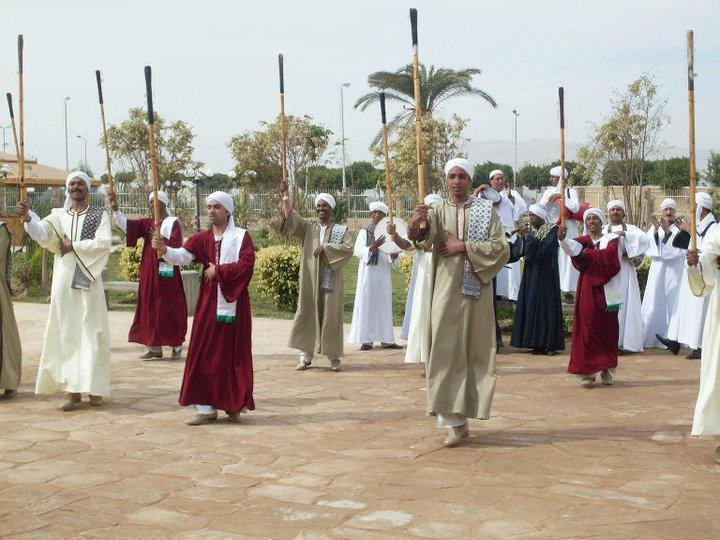 Famous dance group will present Egyptian national dances in Baku