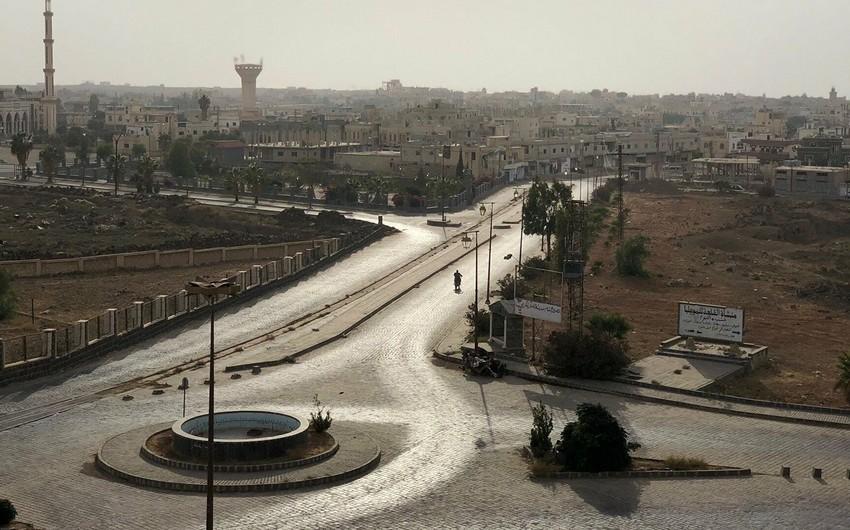 Suriyadakı partlayışda 7 Suriya hərbçisi ölüb