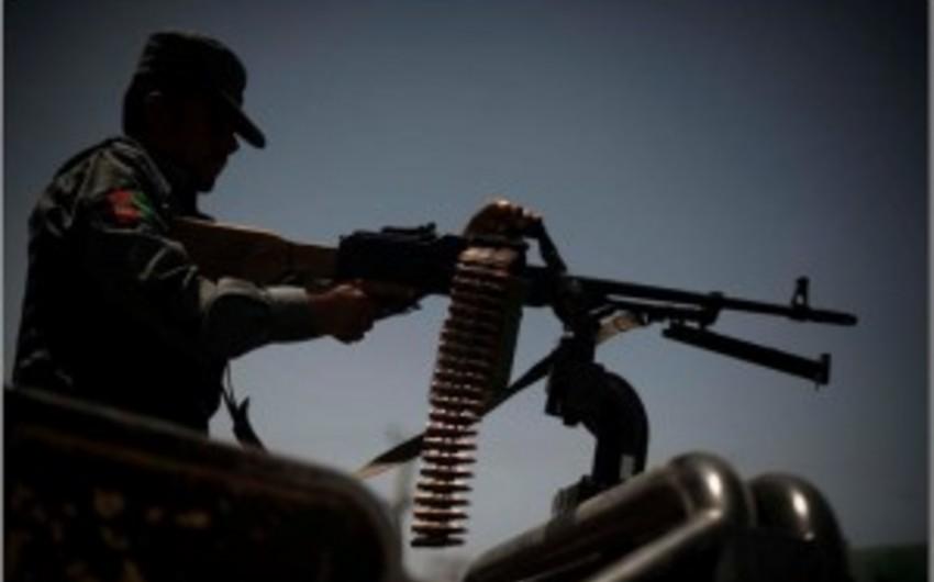 Əfqanıstanda 6 polis əməkdaşı öldürülüb
