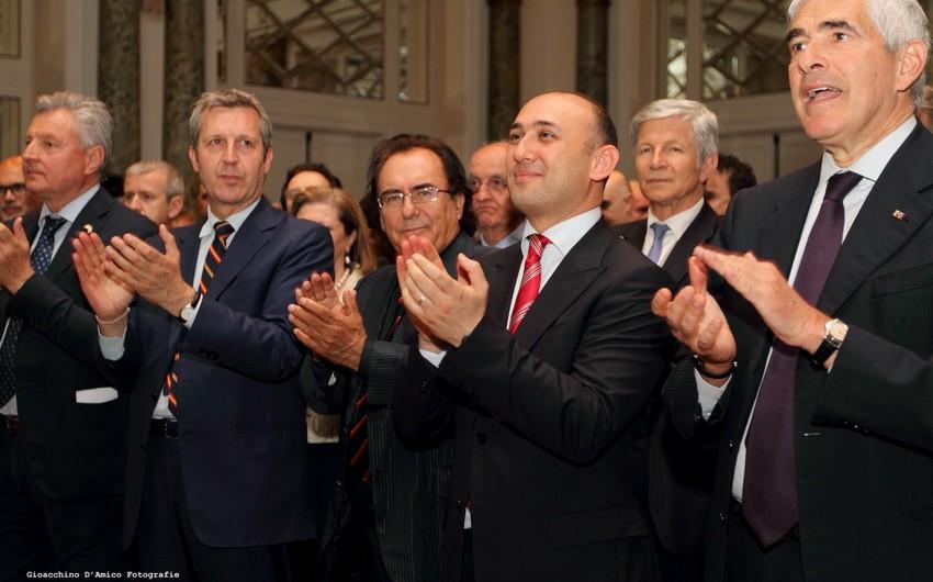İtaliyada Respublika Günü münasibətilə rəsmi qəbul keçirilib