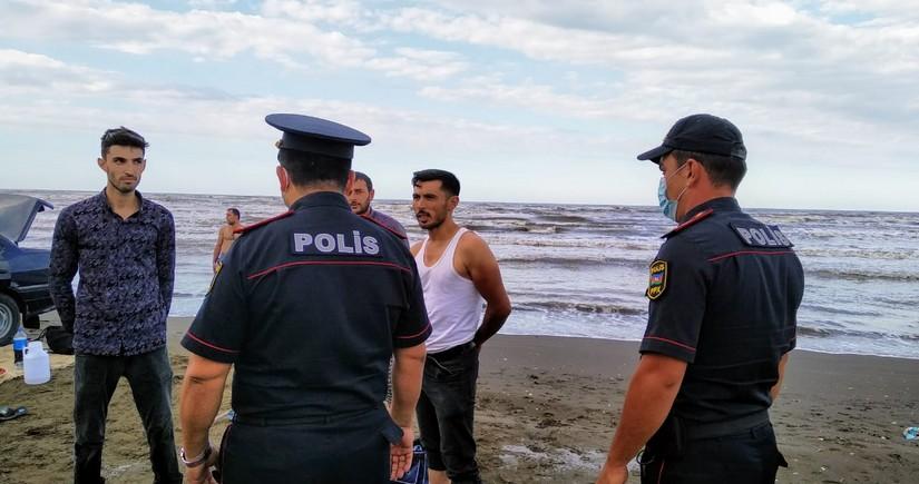 В Хачмазе проведен рейд в связи с карантином